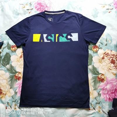 款3.亚洲版,男藏青色LXLXXL码棉涤速干短袖