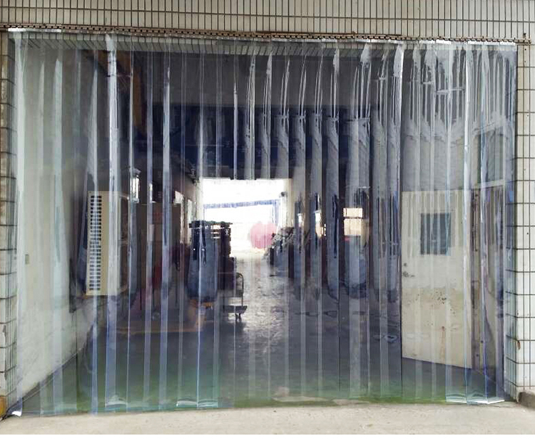 Door curtain, transparent curtain, soft door curtain, shop, home cold storage, winter living room curtain, toilet, air conditioning glass door