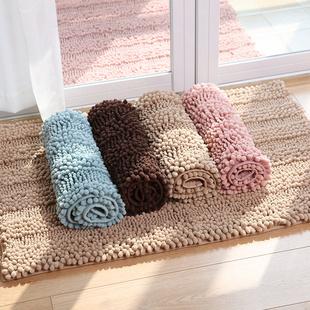 【居家】日本品牌雪尼尔地垫门厅门垫浴室卫生间吸水防滑垫客厅卧室脚垫