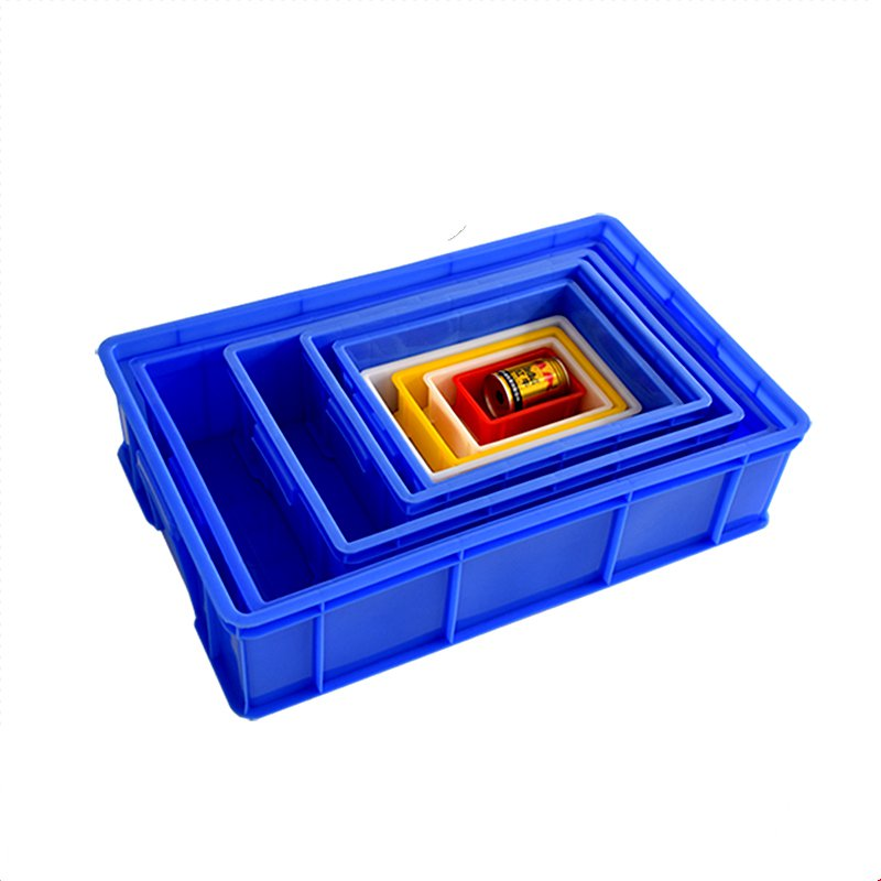 plast - kit kit rektangulära fält tjock liten låda plast lådor skåp verktyg