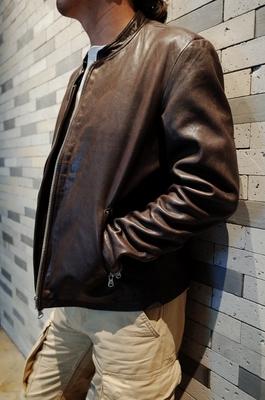 福利仅40余件 新西兰进口绵羊皮夹克 立领真皮外套 IDEAL10号拉链