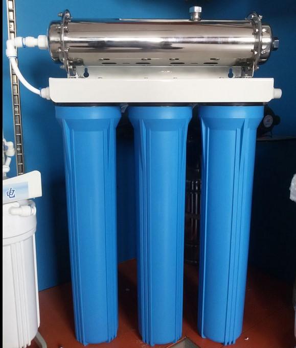 20 cm flow 3 - trins vandrenseapparatet, kommercielle vandrenseapparatet køkken type vandrenseapparatet ledningsvand filter