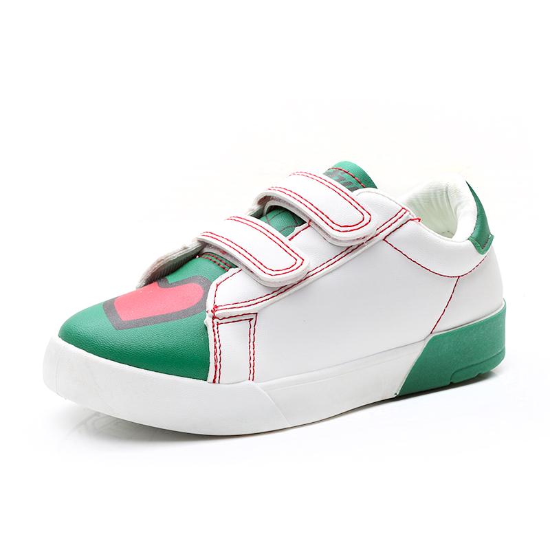2017春秋新款儿童小白鞋女童运动鞋男童板鞋中小童单鞋透气休闲鞋