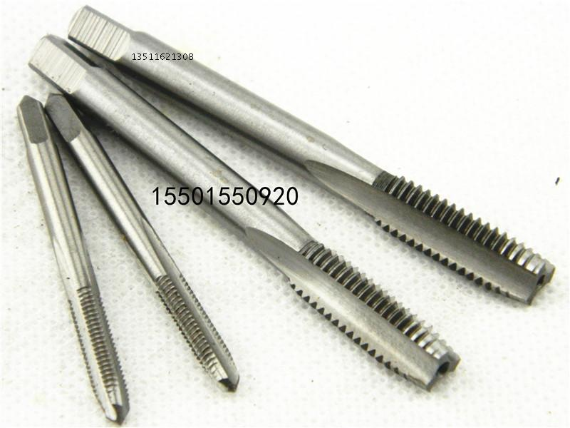 American Standard wire tapping 7/16-147/16-207/16-247/16-28 with high speed steel tap U.S. machine