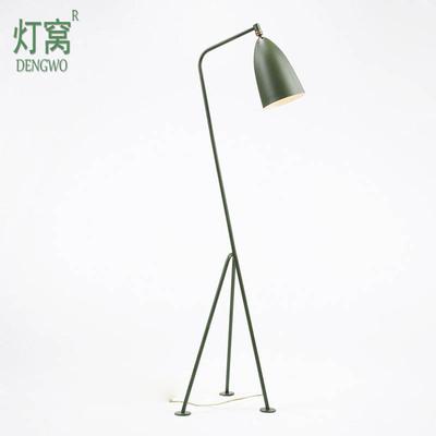 [灯窝]Grasshopper Floor Lamp出口品质复刻设计师复刻版落地灯