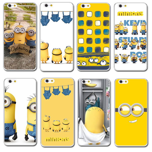 Jin gn5002/ enjoy M5 mobile phone m5pluss6gn9010 case of small yellow people animation