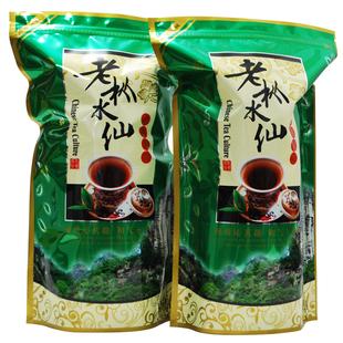 武夷市岩茶建瓯小桥浓香碳焙老枞水仙茶乌龙茶散装茶叶直销480克