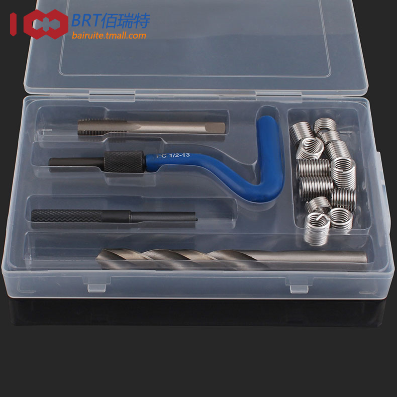 T Stahl - kits / Imperial turnbuckle TAP / turnbuckle spange tools / ärmel - / tenor - m3 - M16