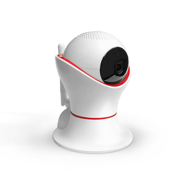 كاميرا لاسلكية واي فاي الهواتف المنزلية عن بعد شبكة الملكية الفكرية هد رصد إدراج أشرطة تسجيل الفيديو آلة واحدة