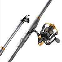 Sea rod set long shot rod fishing rod sea fishing rod fishing rod fishing rod fishing rod wheel swing rod fishing rod fish wheel set