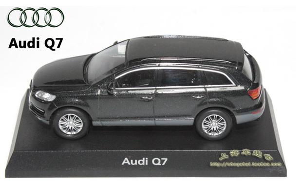 Beijing KYOSHO1:64 Audi series static alloy car model A3A4A5A8R8Q7A6