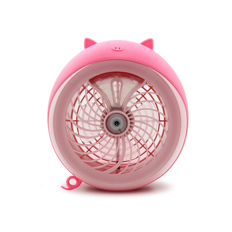 Mini fan bed spray air conditioning refrigeration small charging dormitory portable portable fan