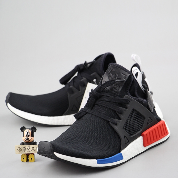 AdidasNMD_XR1PK red black OG color color shoes limited primary BY1909
