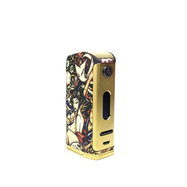 Asvape hộp đêm, chế áp, hộp đêm, hộp gỗ dầu ổn định 3 gram.