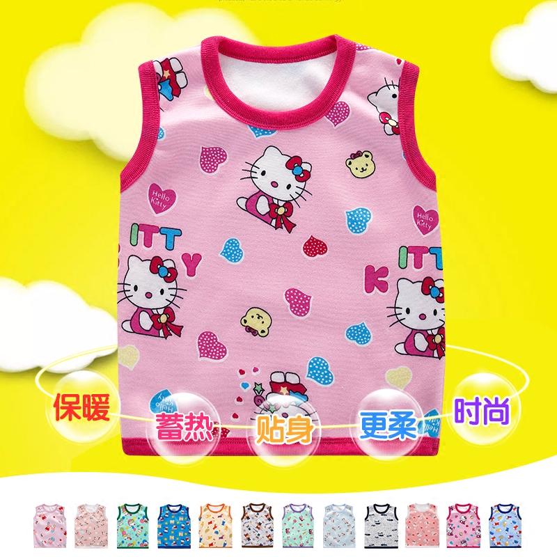 - vesta dítě každý den dětí v roláku dívčí vesty dítě a 坎肩 chlapecké saison dětské obleční.