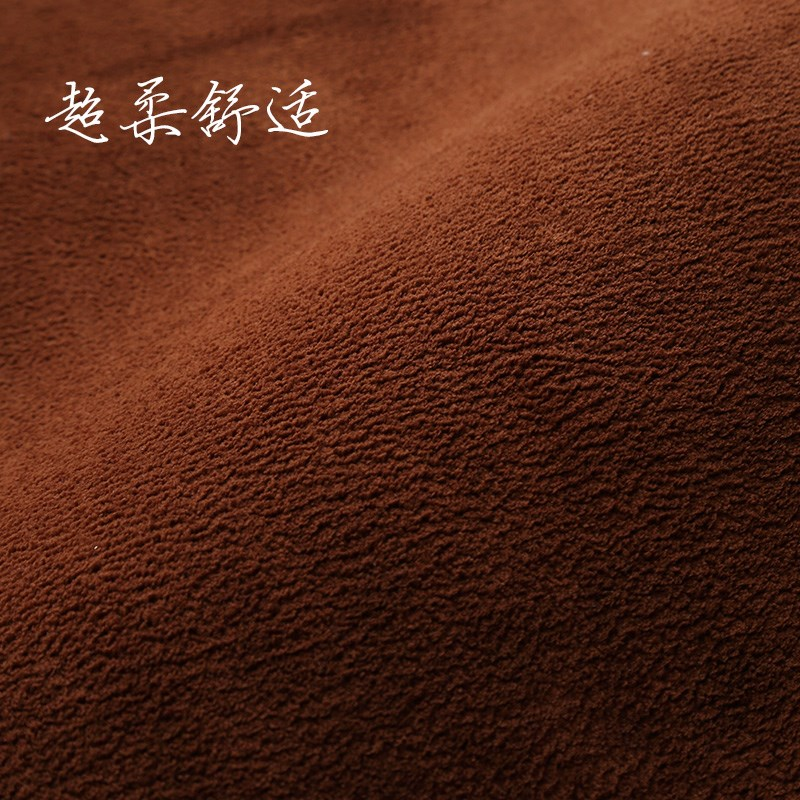 Four Mat Carpet short thin section of the living room coffee table covered with tatami mat room bed Piaochuang coral fleece