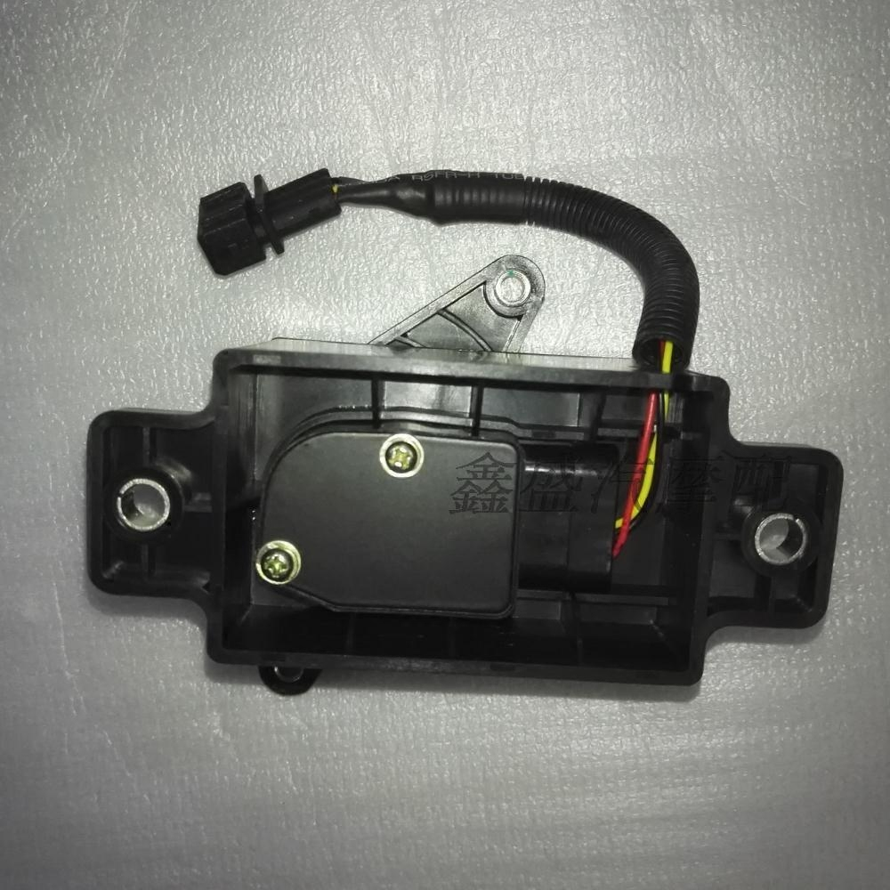 Heavy truck accessories manufacturer Howard remote electronic throttle controller WG9725584040 Au Prince PTO accelerator