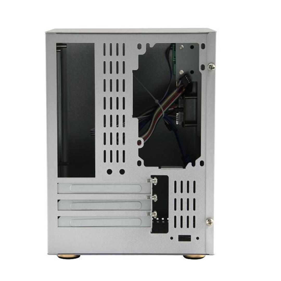 Аль - 100 AlyibaiD4 полностью алюминиевый шасси ITXMATX компьютер моды шасси небольшой шасси