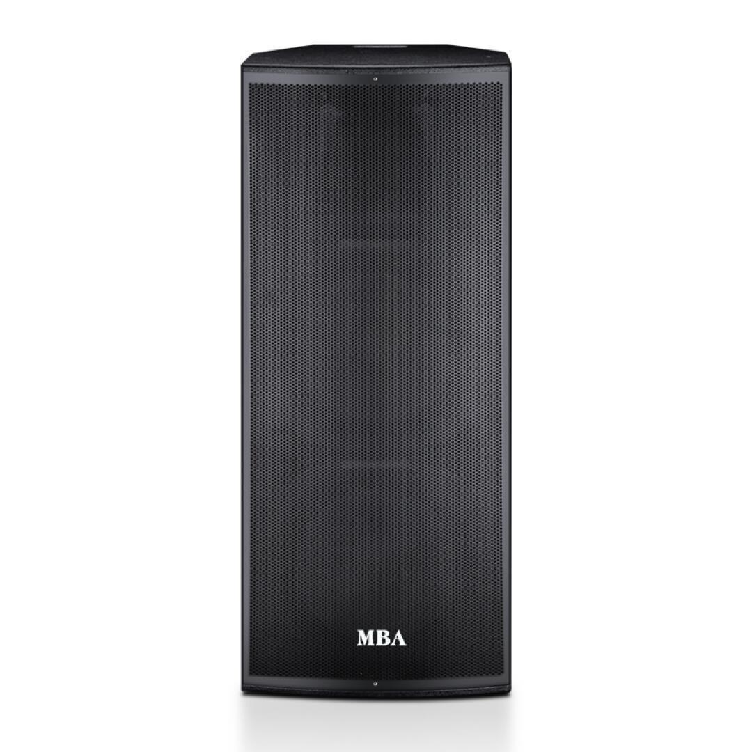 MBA6607 doppel - 15 - Zoll - square - dance - sound - Outdoor - square - dance BAR tragbarer hochleistungs - Erweiterung
