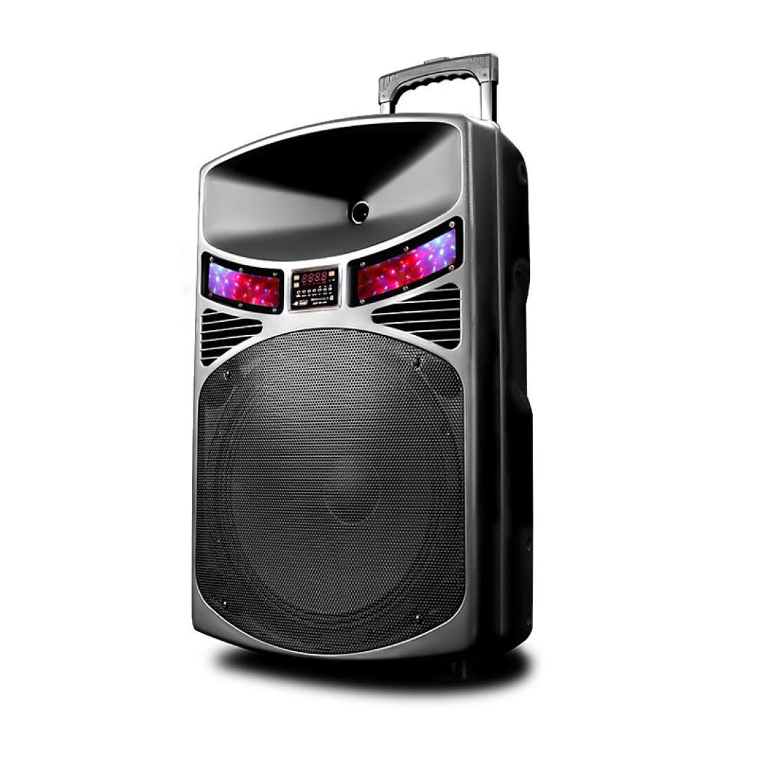 Juschtschenko, 15 - Zoll - Square dance - sound - Outdoor - ziehen Sich große macht aus der tragbaren bluetooth - Bass