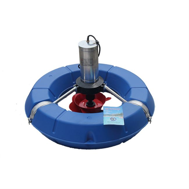 Fish pond aerator, surge type fishing garden, aeration impeller, aeration, aeration, breeding, aeration pump, pond aeration