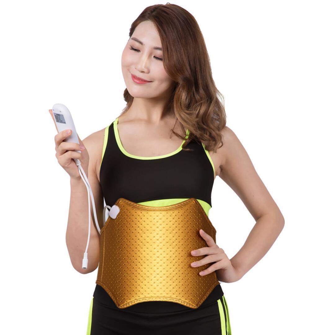 陽電気振動盛世腰護ベルト腰椎電動マッサージャー儀保温加熱マッサージ護腰