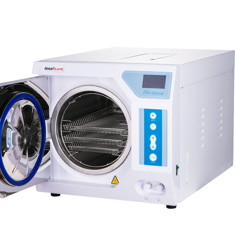 STE-18 (23) -c pulsation three pre vacuum sterilizer, pressure steam sterilizer, disinfection cabinet, Dentistry