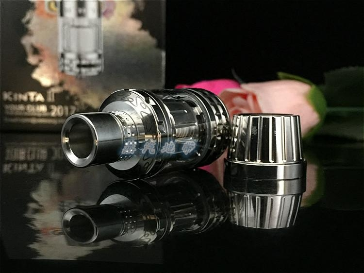 Genuine vapros Tianta 2 2 for electronic smoke smoke taste ceramic core finished +RTA with double