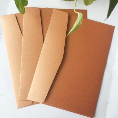 Pearlescent paper envelopes (19.3 * 13.3 cm) invitations envelope high-grade envelope envelope customization