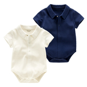 Newborn Polo Onesie