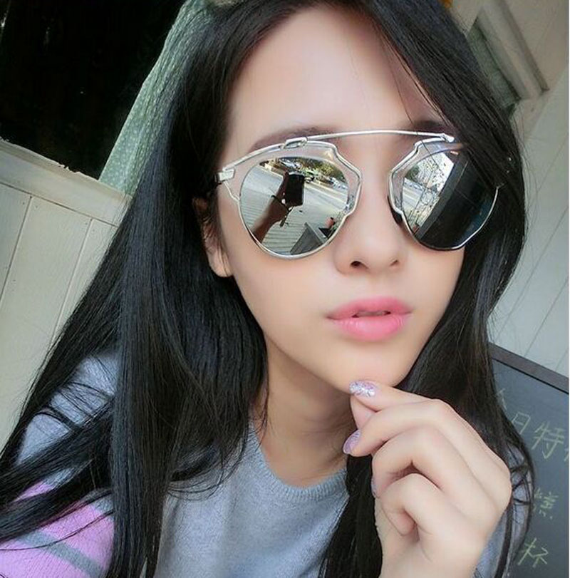 dd0bc7c48b Shopping 2015 new authentic sunglasses Dior Dior So Real reflective mirror sunglasses  for men and women - BuyToMe.com - Buy China shop at Wholesale Price By ...