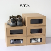 Stackable Shoe Storage Units