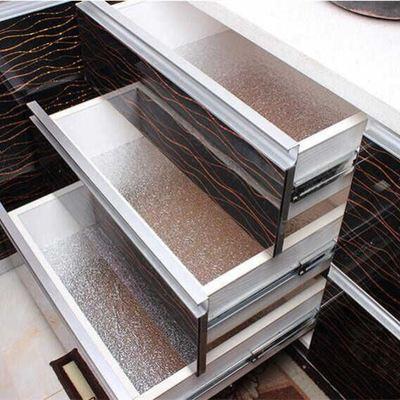 长彩【看不见的防油贴】透明厨房防油污贴纸瓷砖墙纸自粘灶台贴纸