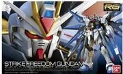 Bandai Lắp ráp Mô hình 1 144 RG 14 Strike Freedom Strike Freedom Gundam - Gundam / Mech Model / Robot / Transformers