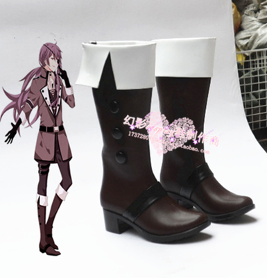 taobao agent 322 vocaloid V home dead line circus Shenwei Mirror sound with LEN cos shoes cosplay shoes custom