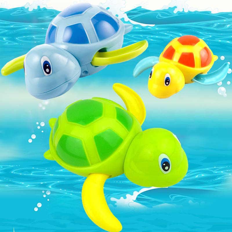 Bé bé tắm đồ chơi trẻ em phun nước đồ chơi nước rùa nhỏ quanh co mùa xuân đồ chơi đồ chơi hồ bơi