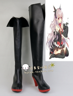 taobao agent The end of the weaving angel Queen Kluru cosplay shoes cos shoes customized to map