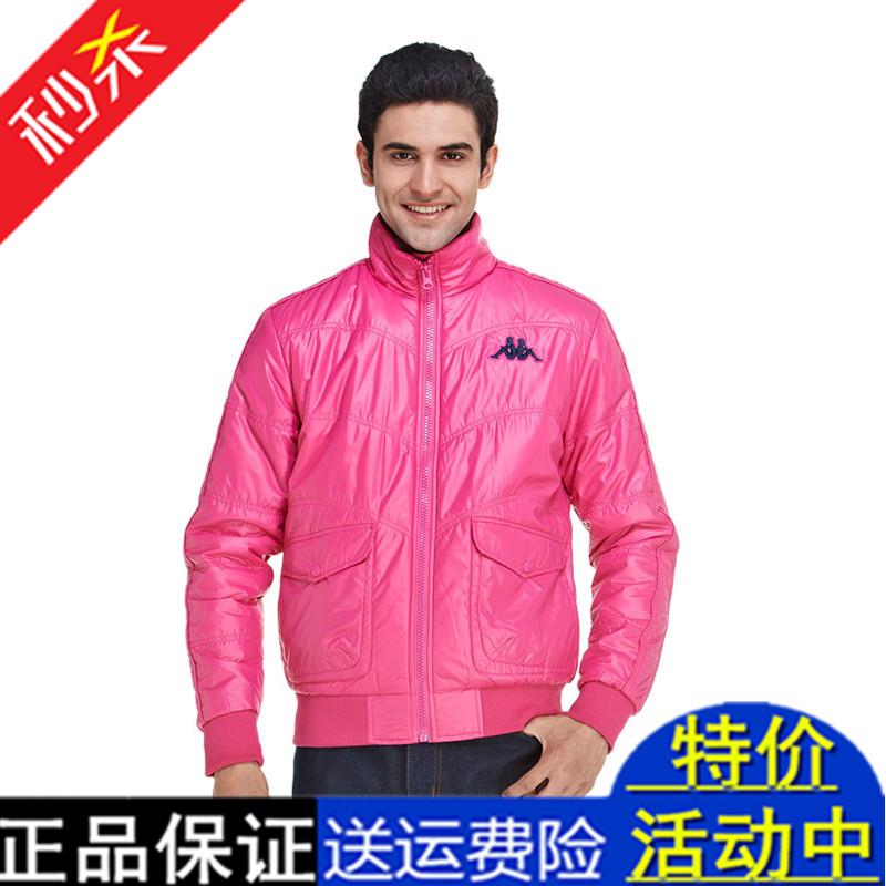 Giải phóng mặt bằng đặc biệt kappa Kappa bông của nam giới thường áo khoác thể thao đứng cổ áo áo gió dày ấm bông áo triều