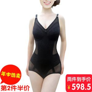 Kích thước lớn đồ lót siêu mỏng vành đai áo ngực bodysuit corset Nhật Bản Slim quần áo phụ nữ mạnh mẽ eo bag hip corset