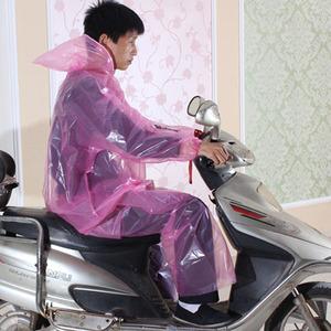 Nam giới và phụ nữ đi du lịch ngoài trời dùng một lần áo mưa ánh sáng và di động 6s bộ quần mưa chia cưỡi du lịch áo mưa