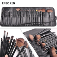 Set 24 pensule make-up profesionale Enzo