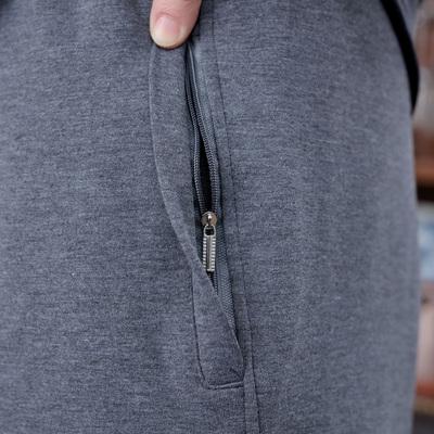 Mùa xuân trung niên và người già giải trí áo len nam thể thao phù hợp với 50 trung niên chạy phù hợp với 60-year-old cha mùa xuân hai mảnh phù hợp với Áo len