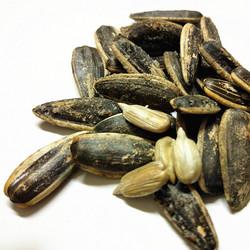 陕北椒盐瓜子 陕西特产盐焗葵花籽炒货坚果零食散装咸瓜子