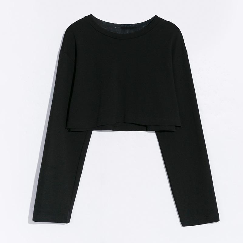 【买一送一】韩版宽松纯色t恤-秒客网