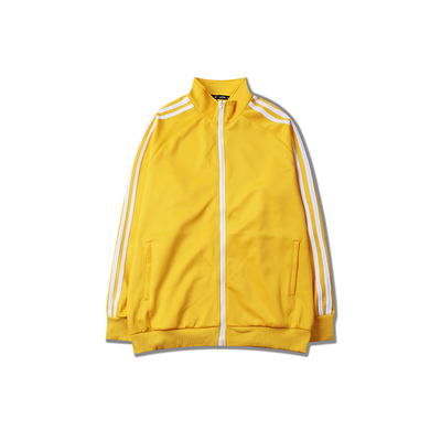 Châu âu và Mỹ cao đường phố Nhật Bản retro trùm đầu áo khoác hip hop áo khoác thể thao thời trang đường phố nam giới và phụ nữ vài retro thanh niên