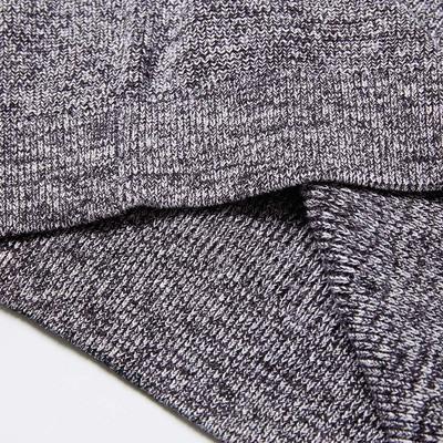 Áo len chui đầu métbonwe nam mới mùa xuân và xu hướng thời trang màu rắn áo len cổ tròn 716120 - Kéo qua