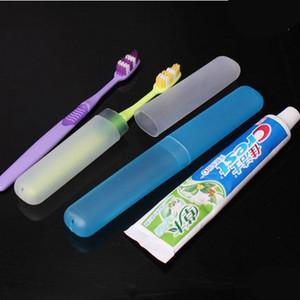 Du lịch ngoài trời kinh doanh xách tay bàn chải đánh răng hộp bàn chải đánh răng hộp rửa sạch sản phẩm chăm sóc bảo vệ hộp