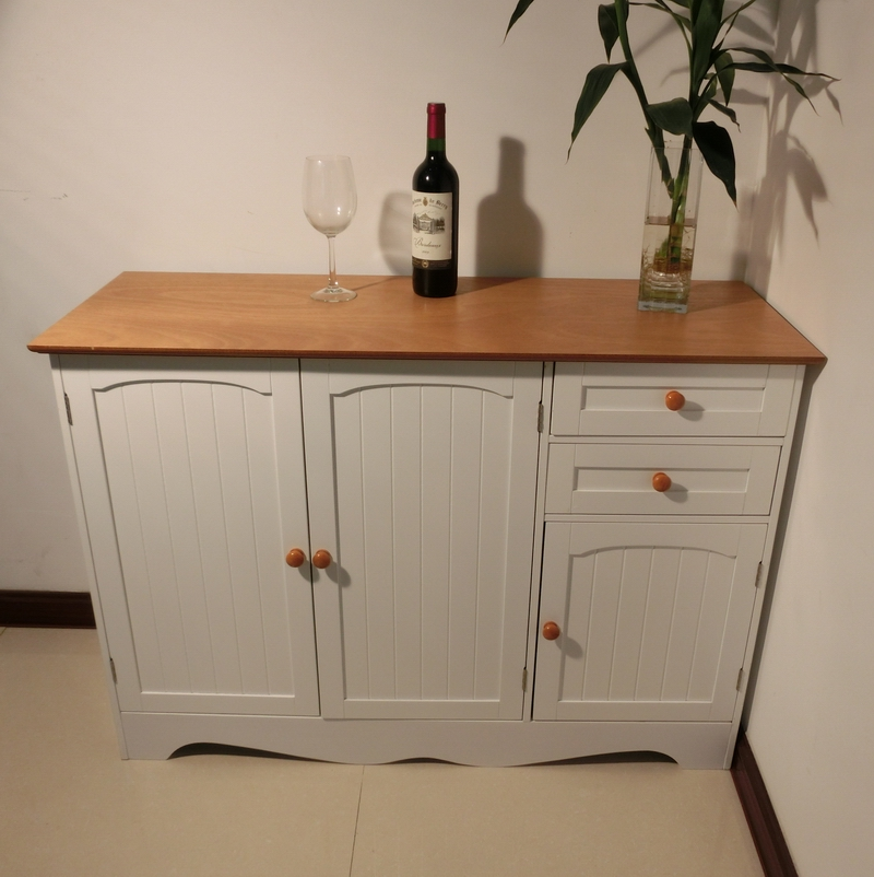 Kitchen Sideboard Cabinet: Buffet Sideboard Table Cabinet Hall Table Console Cabinet