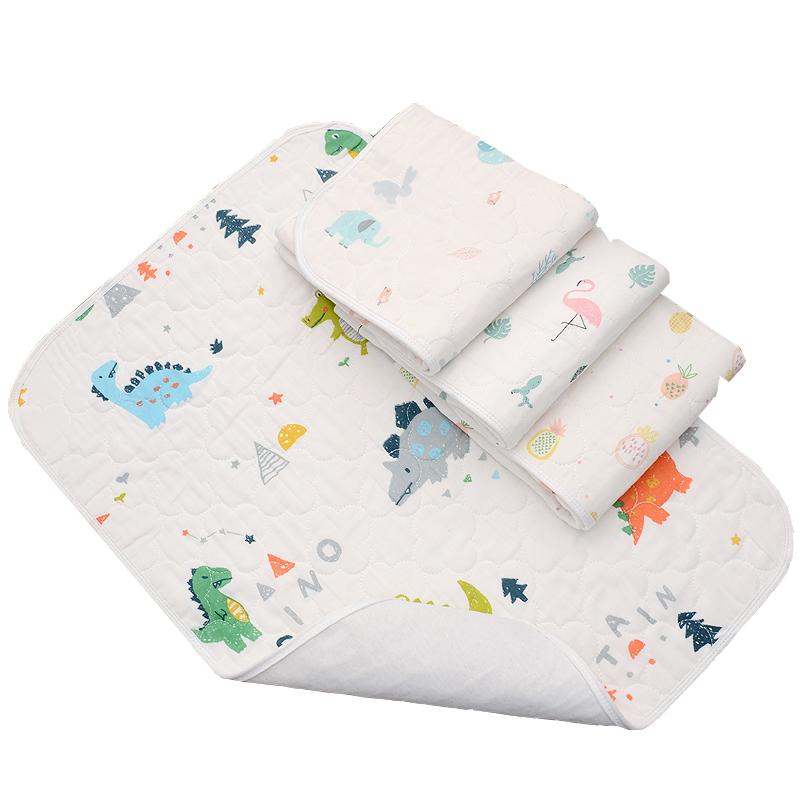 可洗婴儿防漏纯棉透气隔尿垫限100000张券