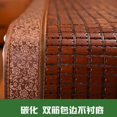 Bạc tre Mahjong mat tre mat mahjong mat 1.8 m giường 1.5 m 1.2 gấp đôi ký túc xá sinh viên tre mat Thảm mùa hè